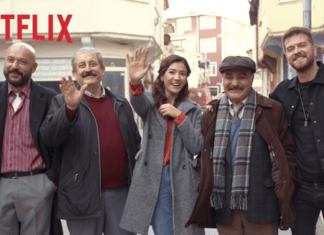 Netflix Yapımı Bir Türk Dizisi Daha Geliyor!